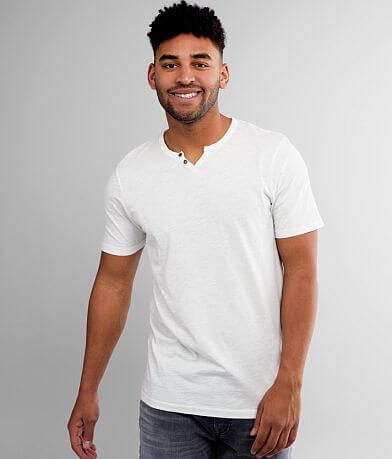 Jack&Jones® Split Neck T-Shirt