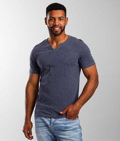 Jack&Jones® Split Neck T-Shirt