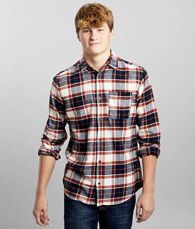 Jack&Jones® Plain Flannel Shirt