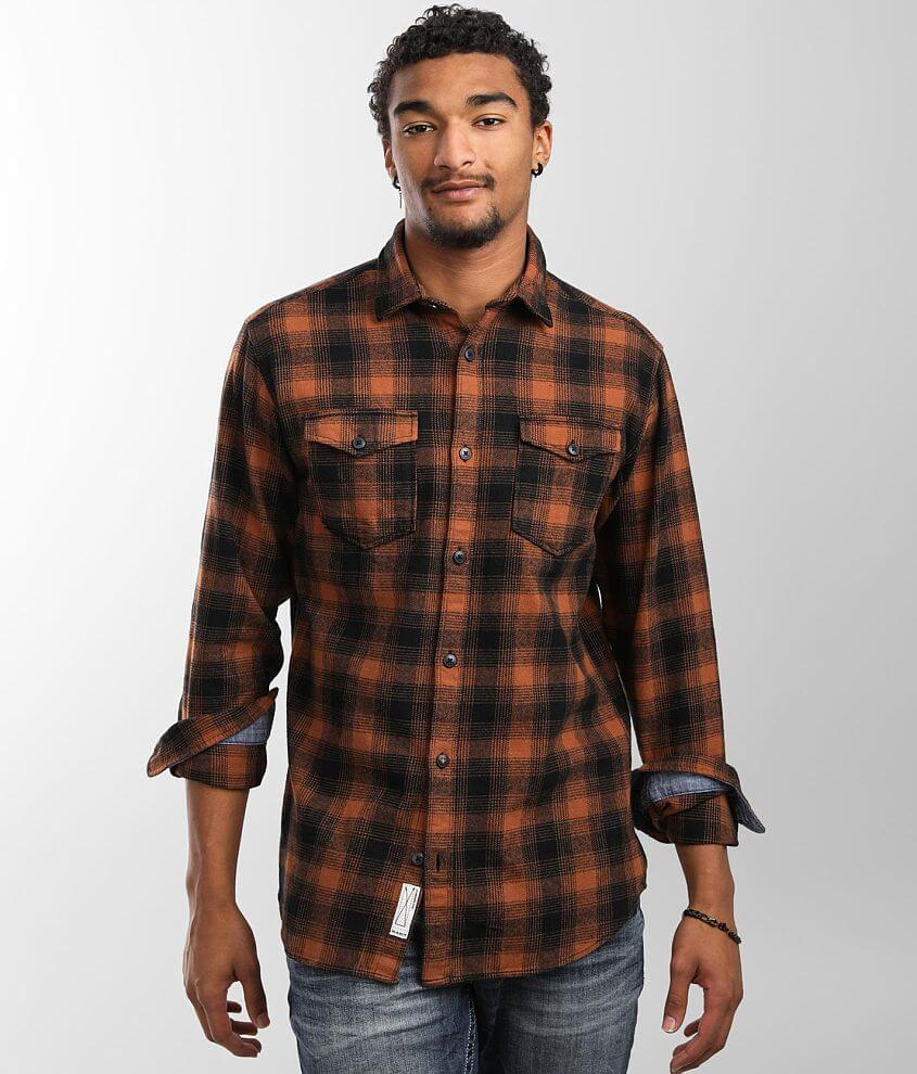 Jack&Jones® Blurory Plaid Shirt front view