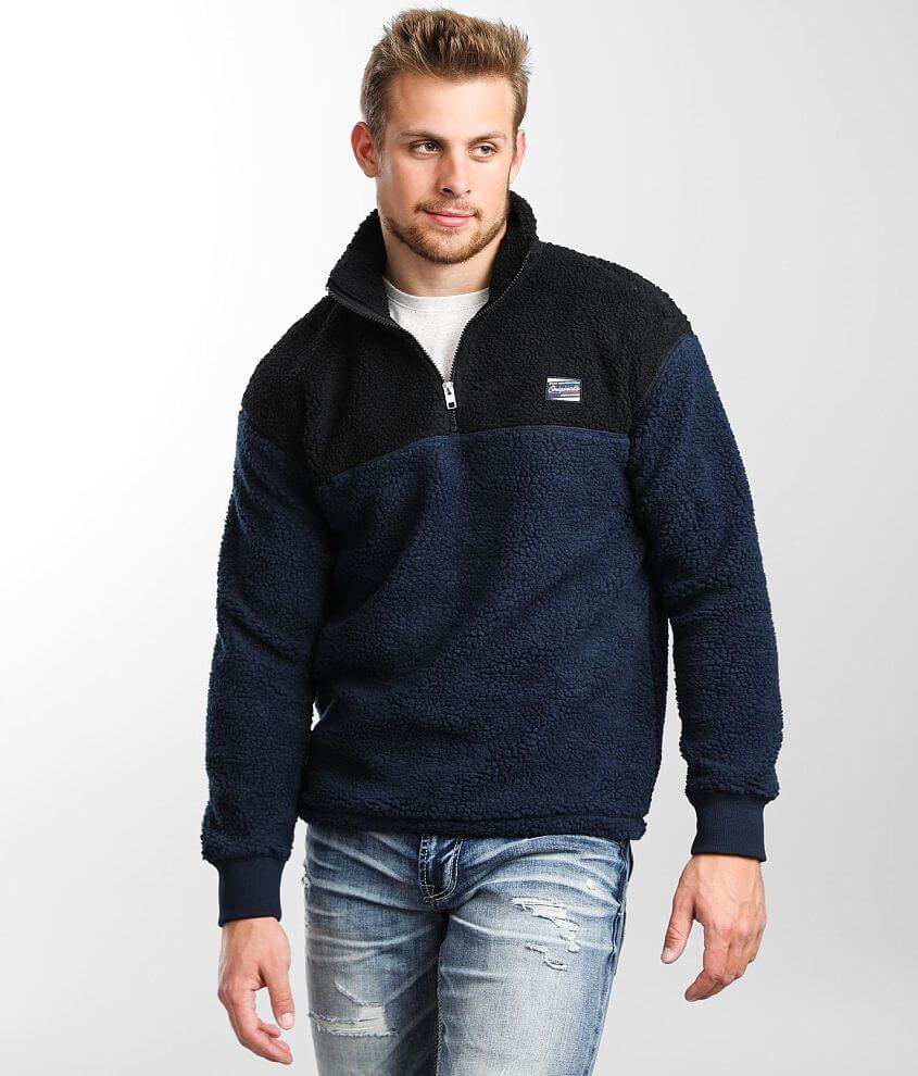 Jack&Jones® Rover Sherpa Pullover front view