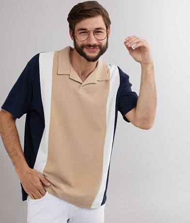 Jack&Jones® Harrem Split Neck Polo