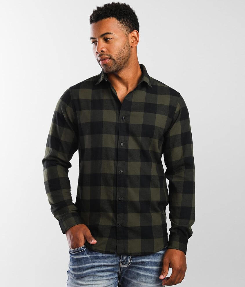 Jack&Jones® Gingham Shirt front view