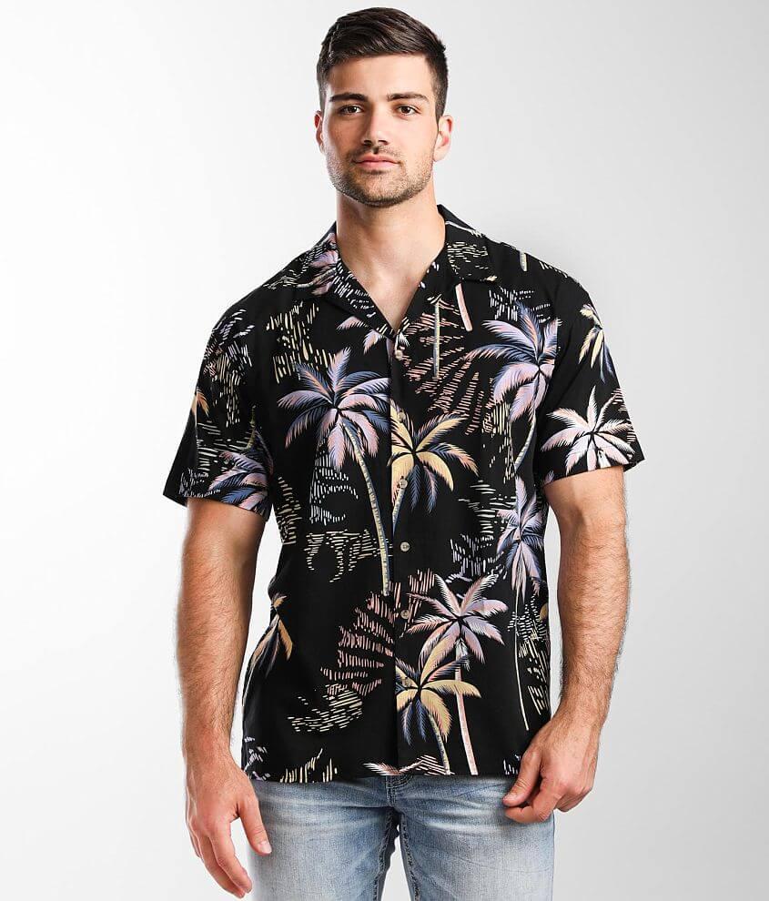 Jack&Jones® Tropicana Resort Shirt front view