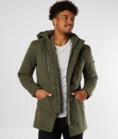 Only & Sons Klaus Hooded Parka Jacket