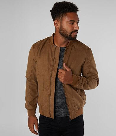 Only & Sons Aske Faux Suede Jacket
