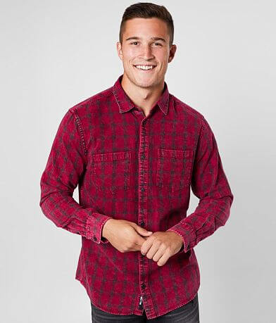 Only & Sons Olsen Plaid Shirt