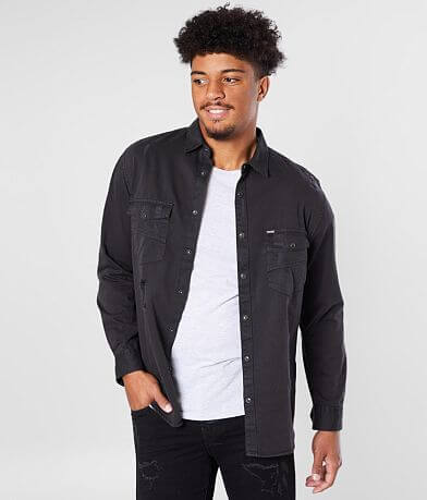 Only & Sons Oxy Washed Shirt
