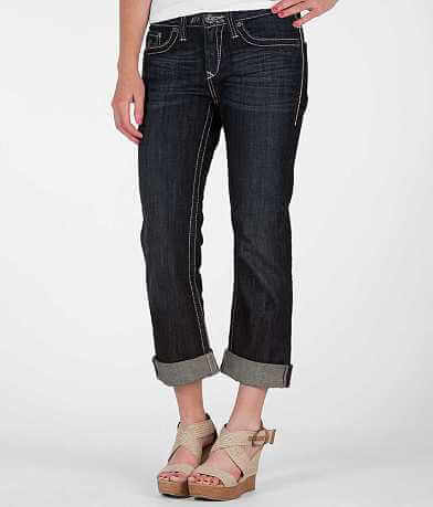 Big Star Maddie Stretch Cropped Jean