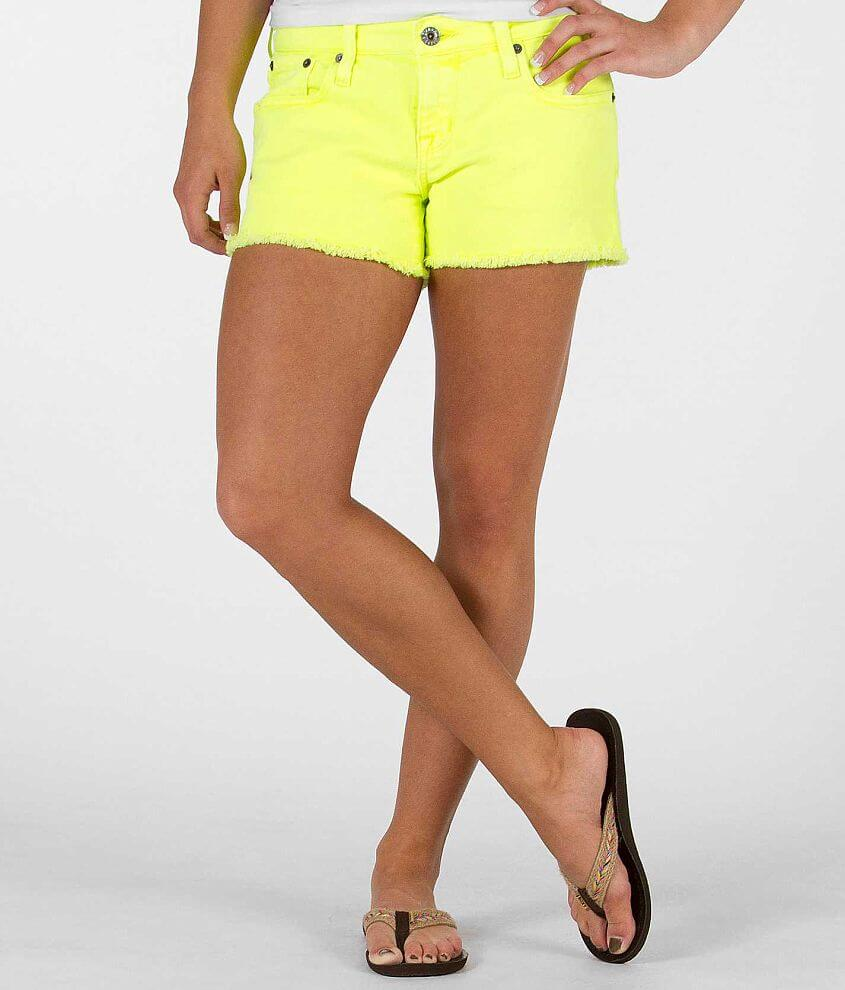 Big Star 1974 Remy Neon Stretch Short front view