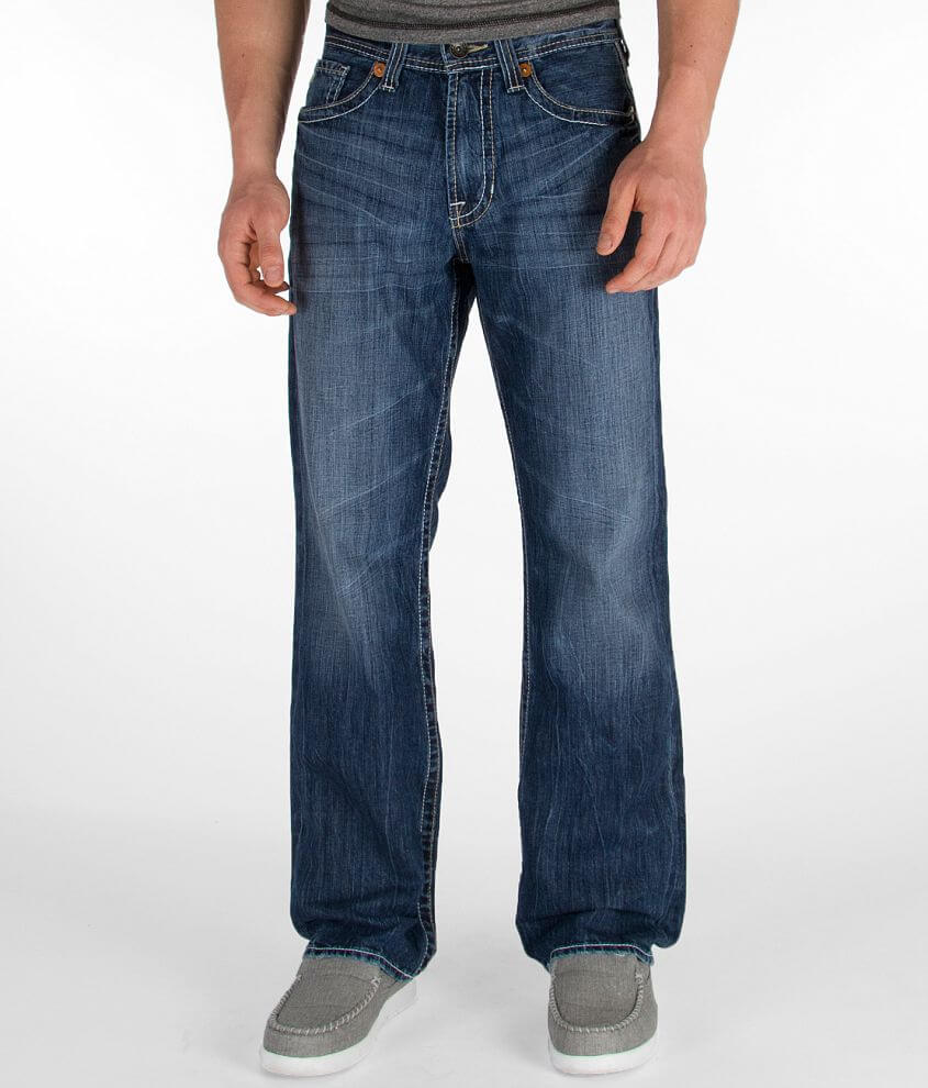 Big Star Voyager Straight Jean front view