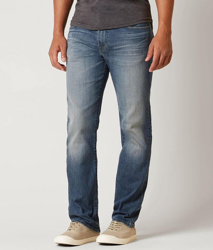 497857a74dc Big Star Vintage Union Straight Stretch Jean - Men's Jeans in Contrail    Buckle