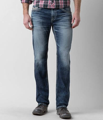 Big Star Vintage Pioneer Straight Stretch Jean