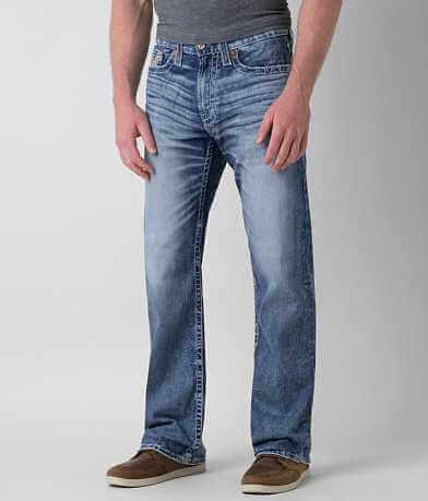 Big Star Vintage Voyager Straight Stretch Jean