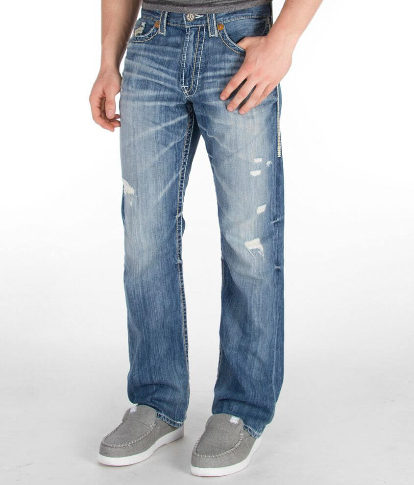 Big Star Vintage Voyager Straight Jean front view