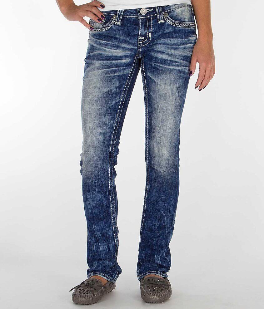 3266be3d95f Big Star Vintage Jenae Straight Stretch Jean - Women's Jeans in 7 ...