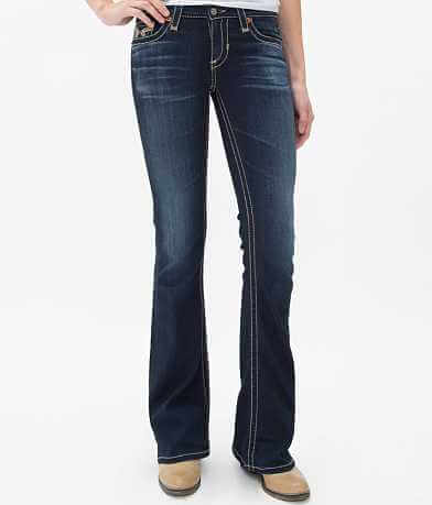 Big Star Vintage Liv Flare Stretch Jean