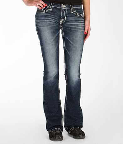 Big Star Vintage Liv Slim Boot Stretch Jean