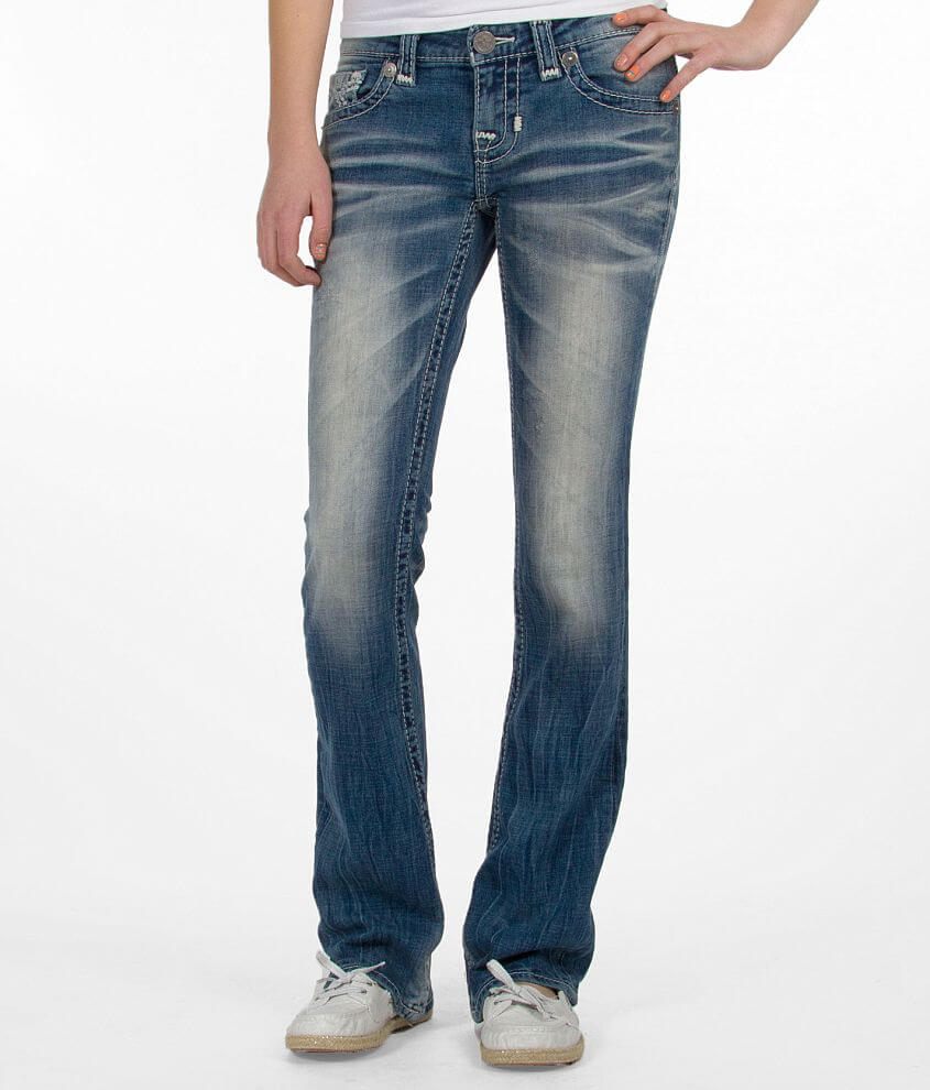 Big Star Vintage Liv Slim Boot Stretch Jean front view