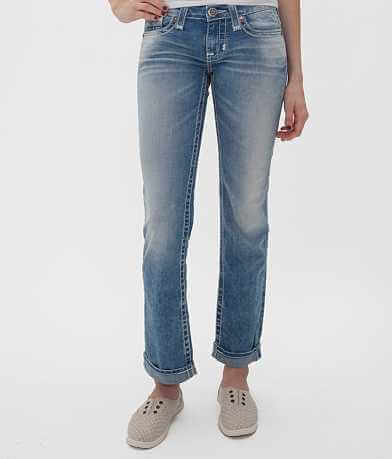 Big Star Vintage Liv Straight Stretch Jean