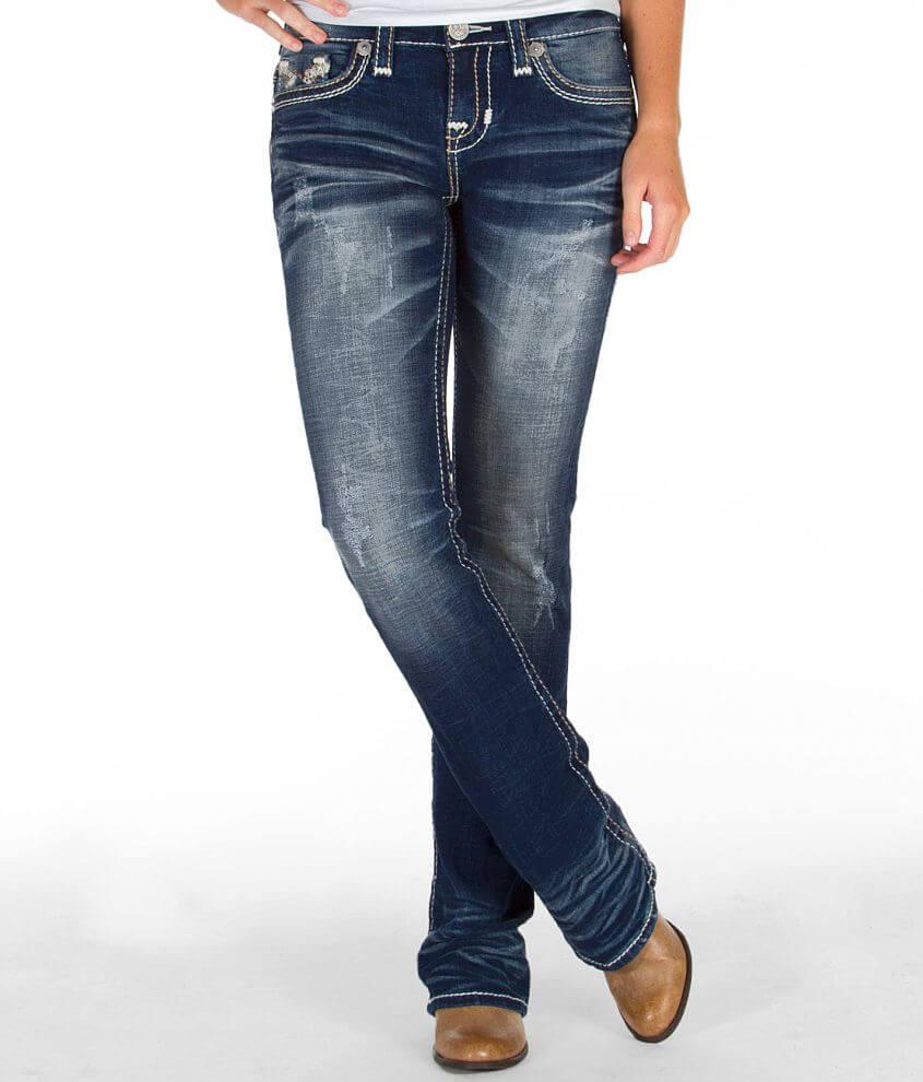 Big Star Vintage Maddie Boot Stretch Jean front view