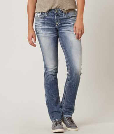 Big Star Vintage Maddie Straight Stretch Jean