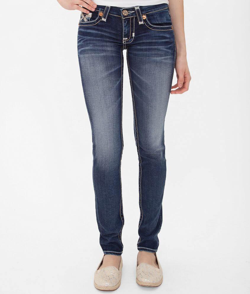 Big Star Vintage Sweet Skinny Stretch Jean front view