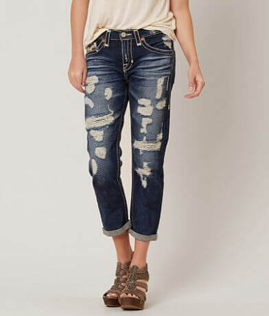 Big Star Vintage Taylor Boyfriend Cropped Jean