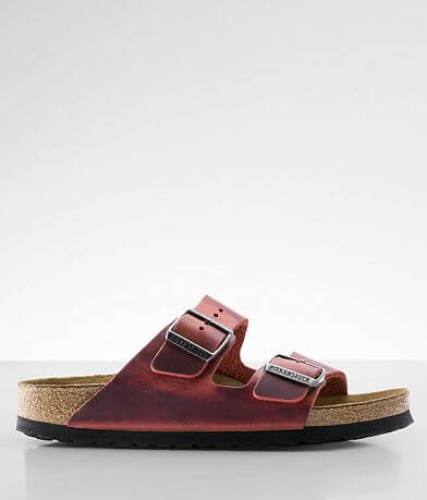 Birkenstock® Arizona Oiled Leather Sandal