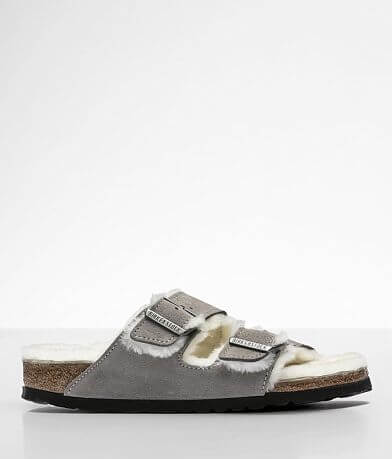 Birkenstock® Arizona Suede Sandal