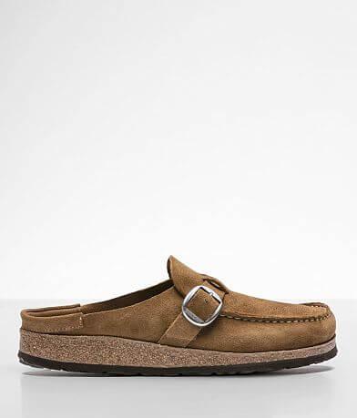 Birkenstock® Buckley Leather Mule Shoe