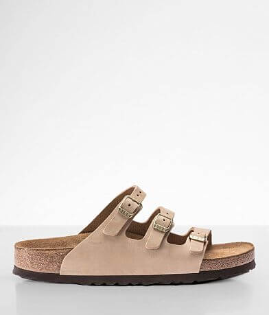 Birkenstock® Florida Fresh Leather Sandal