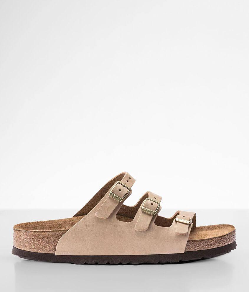 Birkenstock® Florida Fresh Leather Sandal front view