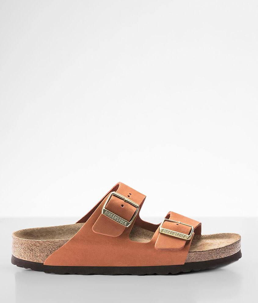 Birkenstock® Arizona Leather Sandal front view