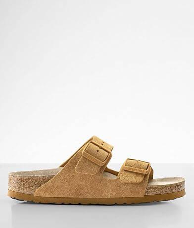 Birkenstock® Arizona Soft Suede Sandal