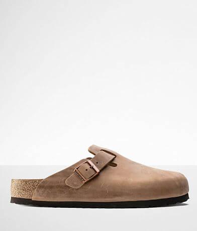 Birkenstock® Boston Soft Leather Clog