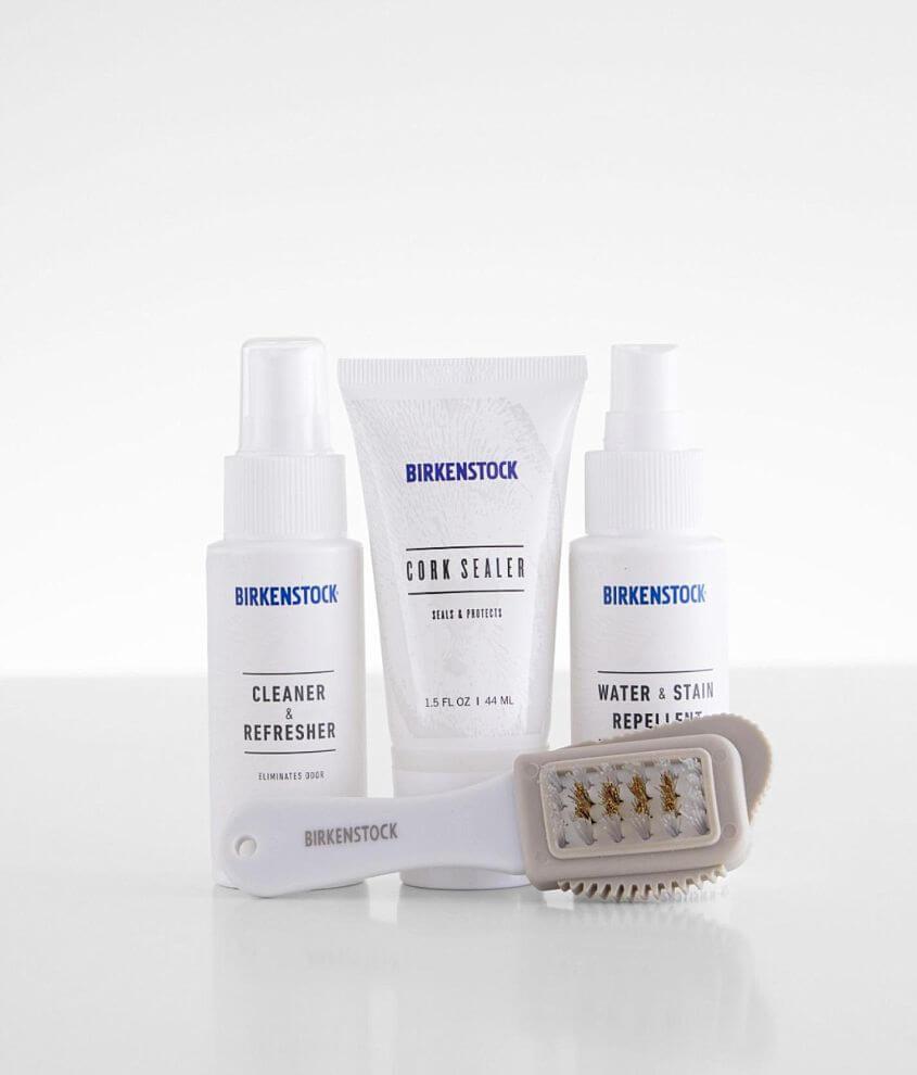 Birkenstock® Deluxe Shoe Care Kit front view