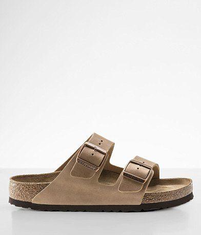 Birkenstock® Arizona Oiled Leather Sandal