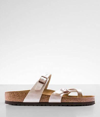 Birkenstock® Mayari Metallic Sandal