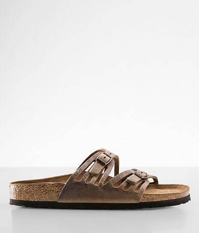 Birkenstock® Granada Soft Leather Sandal
