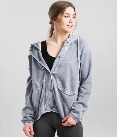 BKE core Burnout Hooded Jacket