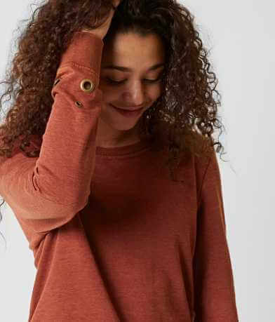 Daytrip Grommet Sweatshirt