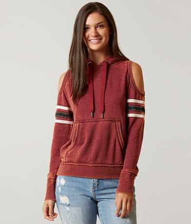 Daytrip Burnout Hooded Sweatshirt