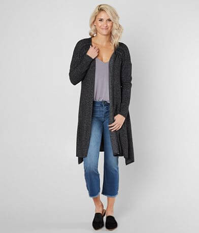 Daytrip Fleece Cardigan