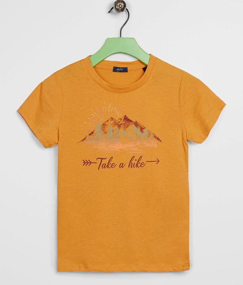 Girls - Daytrip Take A Hike T-Shirt front view