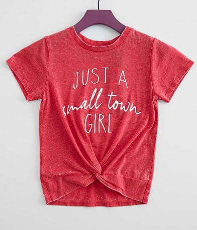 Girls - Daytrip Just A Small Town Girl T-Shirt
