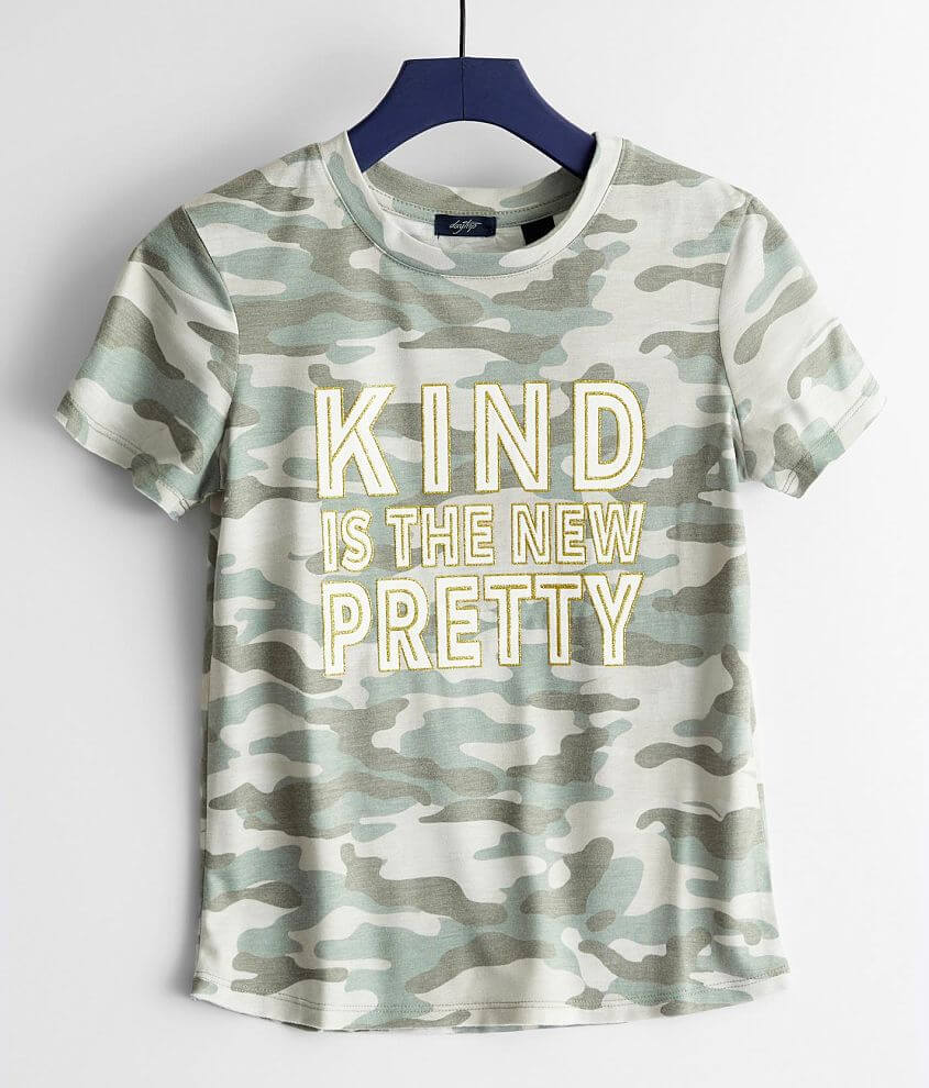 Girls - Daytrip Kind Is The New Pretty T-Shirt front view
