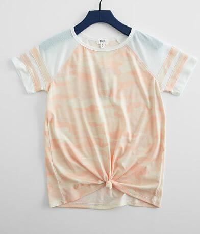 Girls - BKE Camo T-Shirt