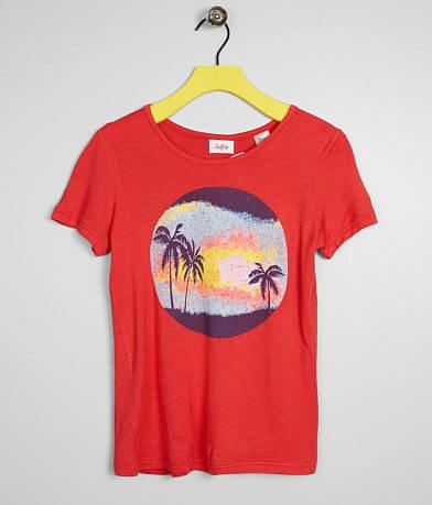 Girls - Daytrip Palm Beach T-Shirt