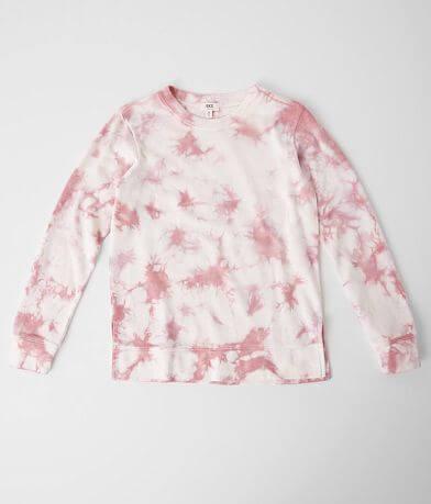Girls - BKE Tie Dye Pullover